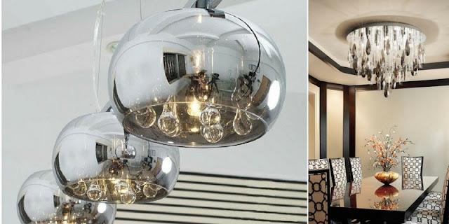 Lampy  sufitowe i oświetlenie w moim mieszkaniu. Ten styl najbardziej mi się podoba!