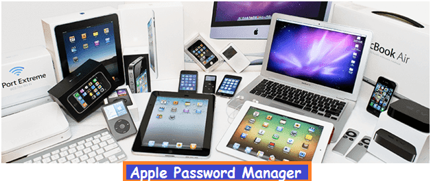 Apple Password manager keychain