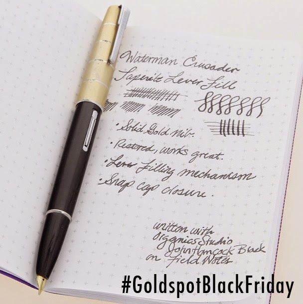 The Goldspot Black Friday Giveaway and Mega Sale