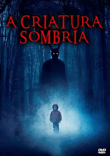 A Criatura Sombria - HDRip Dual Áudio