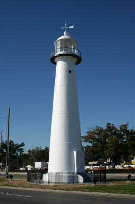 Explore Southern History Biloxi Lighthouse A Symbol Of