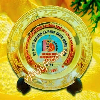 Đĩa đồng, bán đĩa đồng, đĩa đồng ăn mòn, đĩa đồng in logo công ty