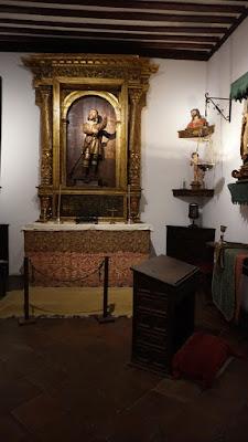 Capilla de la Casa Museo Lope de Vega