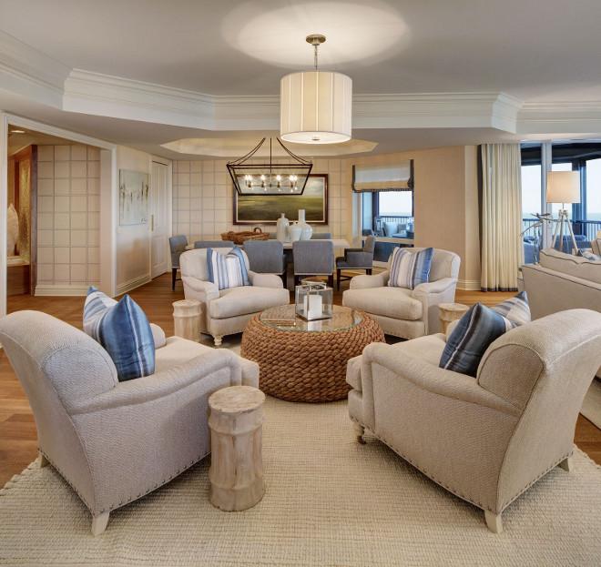 Four Chair Living Room Design - Living Room Ideas