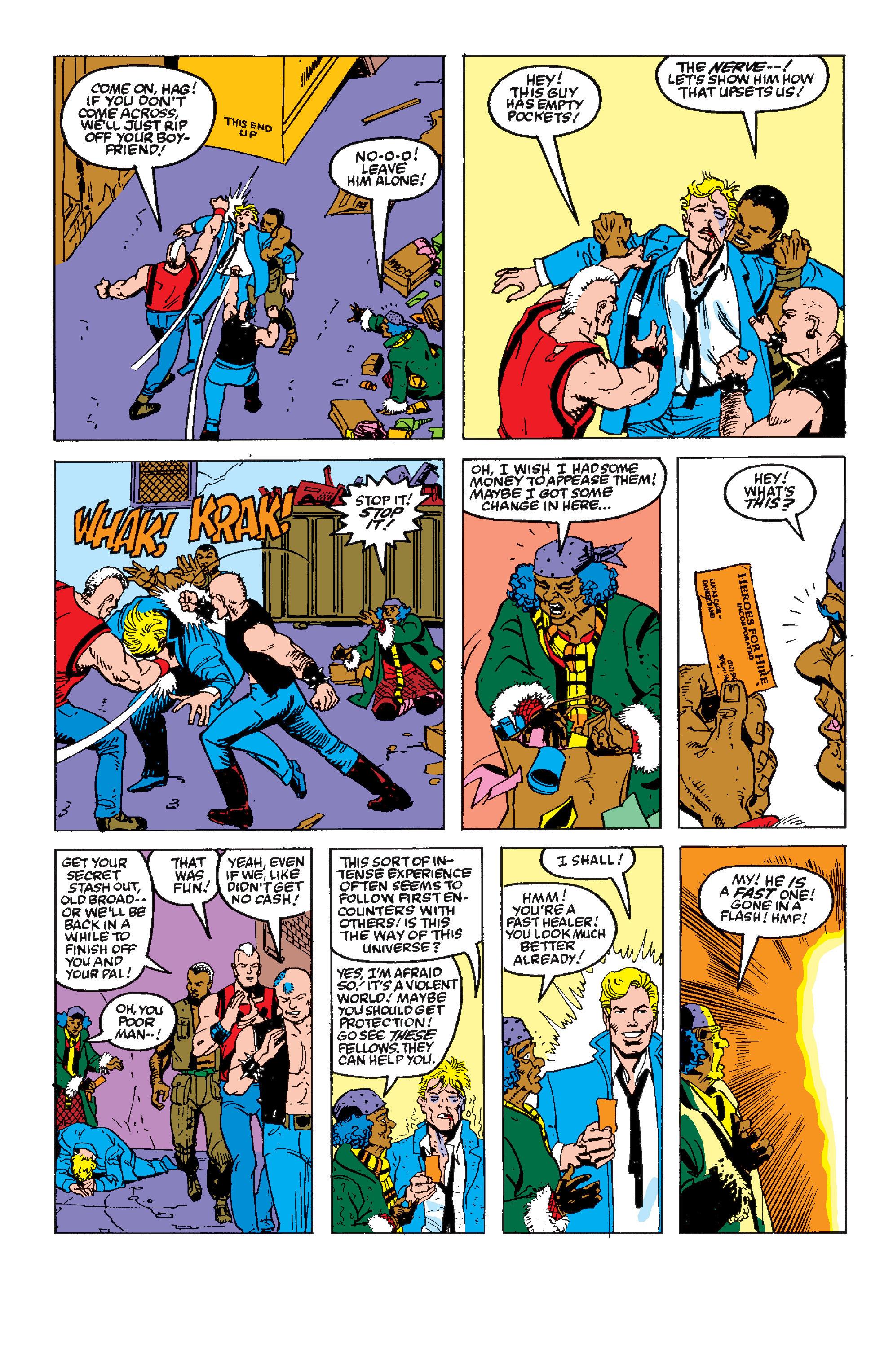 Read online Secret Wars II comic -  Issue #2 - 20