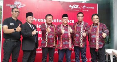 Rambah Seluruh Ibukota Kabupaten Di Sumatera, 4G LTE Telkomsel Total Jangkau 200 Ibukota Kabupaten Seluruh Indonesia