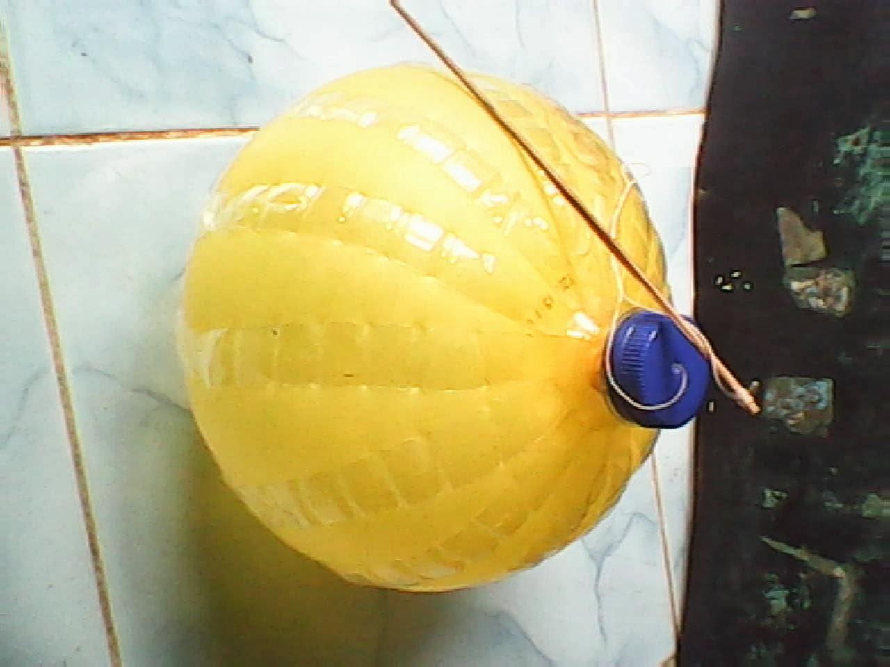 Membuat Lampu Lampion: Membuat Lampu Lampion