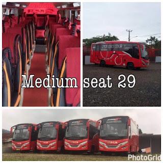 Sewa - Bus - Pariwisata - Bandung - Murah