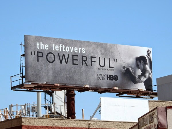The Leftovers Emmy 2015 billboard