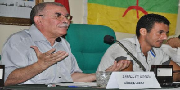 الاستاذ محمد بودهان