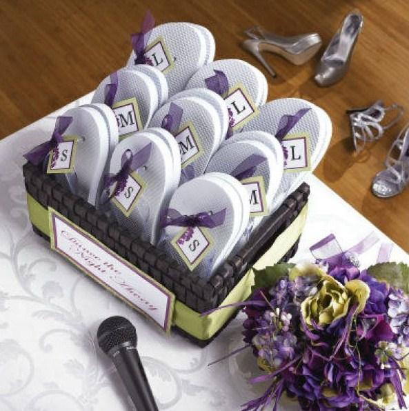 Wedding Flip Flops For Guests: Brides, Bridesmaids & Blooms: Wedding Guest Flip Flops