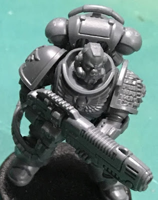WIP Deathwatch Primaris Hellblasters close up