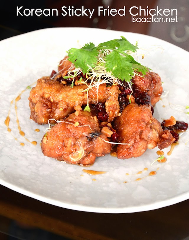 Korean Sticky Fried Chicken - RM25.90