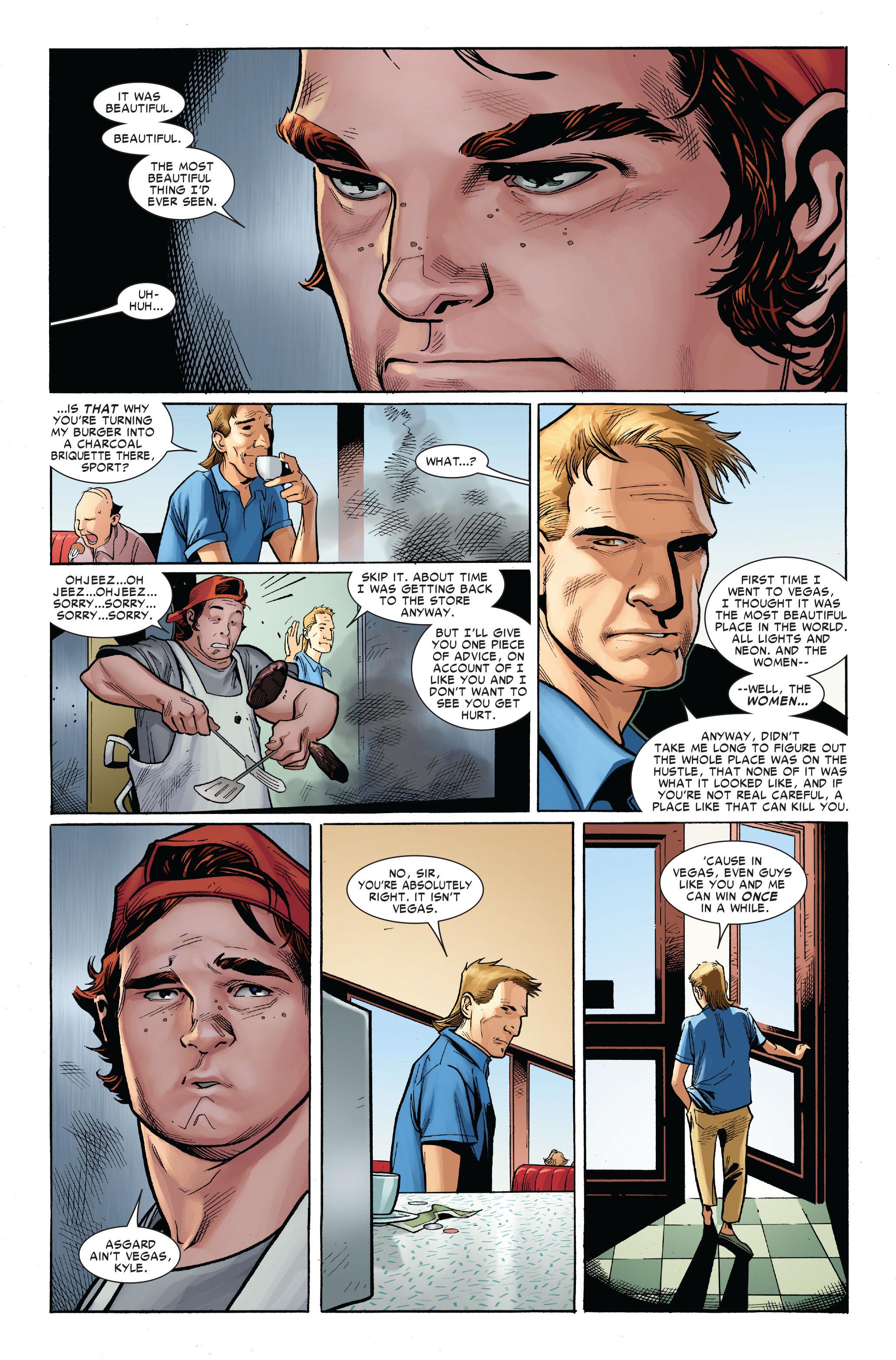 Thor (2007) Issue #10 #10 - English 12