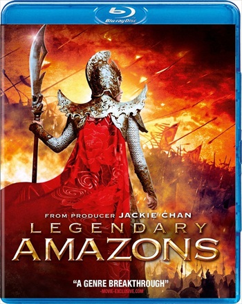 Legendary Amazons 2011 UNCUT Dual Audio Hindi 720p BluRay 950mb
