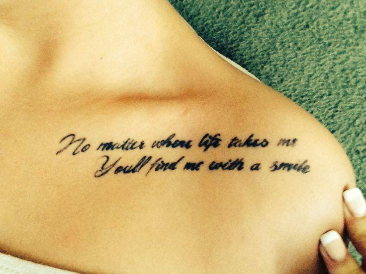 Tatuajes En La Clavícula Para Mujeres Belagoria La Web De Los