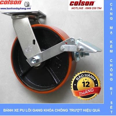 Các loại bánh xe đẩy giá rẻ SP Caster Colson Mỹ www.banhxeday.xyz
