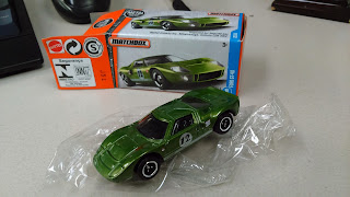 matchbox ford gt-40 box