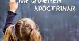Historia de la educación obligatoria. Sistema de adoctrinamiento.