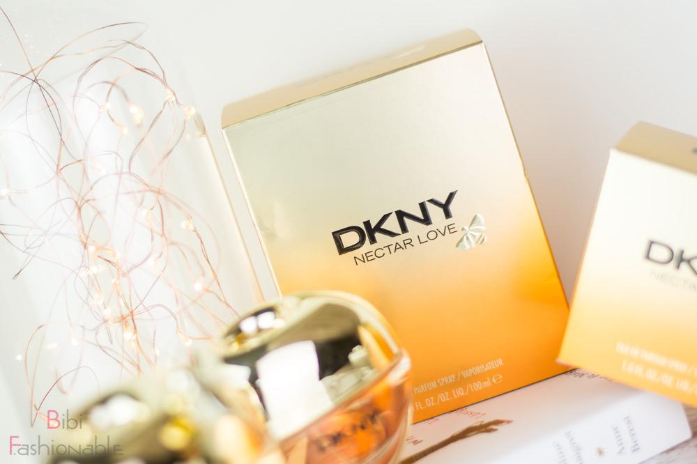 DKNY Nectar Love Umverpackung