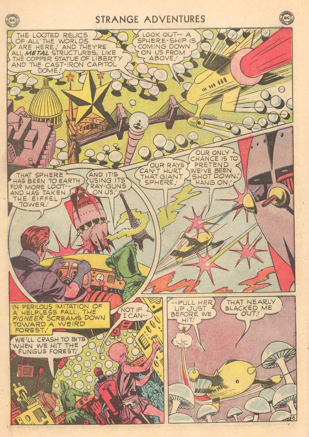 Strange Adventures (1950) issue 3 - Page 8