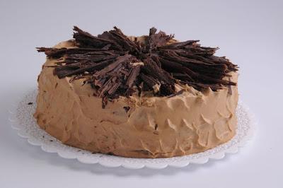 Receta de Torta Moka con Licor de Café