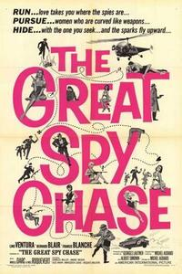 Watch The Great Spy Chase Online Free in HD