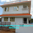 3 cent land with 1400 sq. house for sale near Udayamperoor