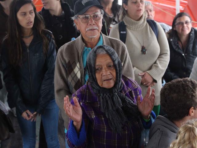 """NOSSA SENHORA ESTRELA DO MAR , PADROEIRA DA ILHA , NO CORTEJO RELIGIOSO """"DÁDIVA DAS ÁGUAS"""""""