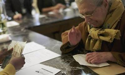 Την επόμενη εβδομάδα τα αναδρομικά σε όσους συνταξιούχους έχασαν πάνω από 115 ευρώ