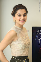 Taapsee Pannu in transparent top at Anando hma theatrical trailer launch ~  Exclusive 041.JPG
