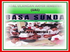 Contoh Soal UAS Mapel Bahasa Sunda Kurikulum KTSP Kelas 1 Format Words.Doc
