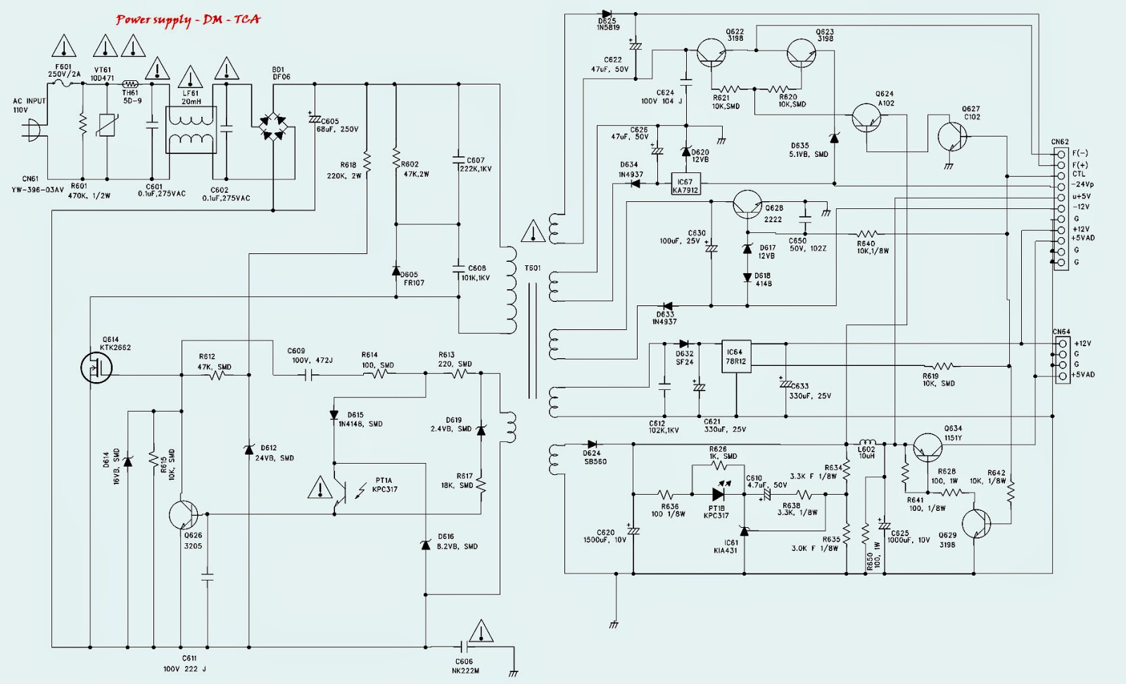 [DIAGRAM] Daewoo Dv 135 Dvd Player Schematic Diagram