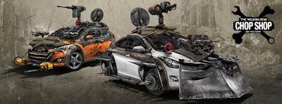 The Walking Dead Chop Shop (Hyundai)