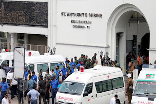 Sekjen PBB Berharap Otak Serangan Bom Sri Lanka Segera Ditemukan
