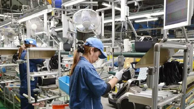 RI Jadi Tujuan Favorit Investasi di Sektor Industri