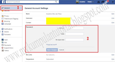 Tutorial Cara Menghilangkan Malware dan Spam Di Facebook