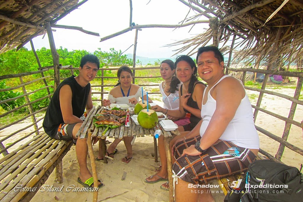 Cotivas Island Caramoan - Schadow1 Expeditions