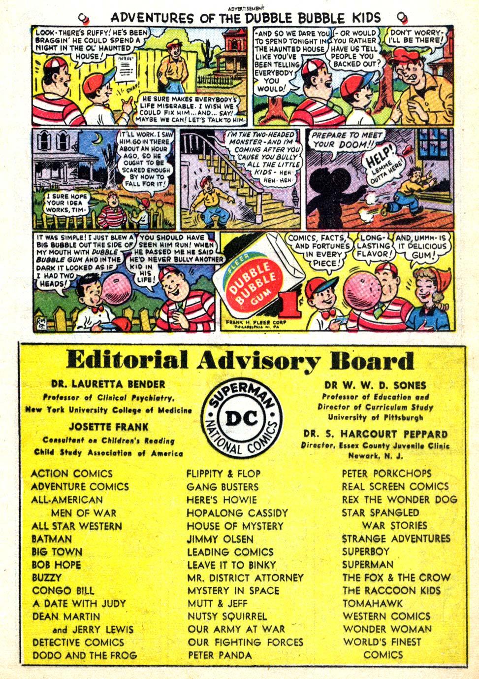 Strange Adventures (1950) issue 49 - Page 17