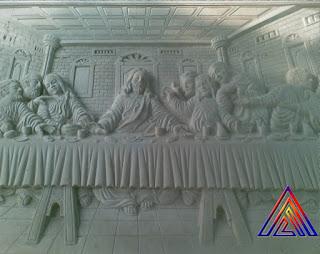 relief perjamuan