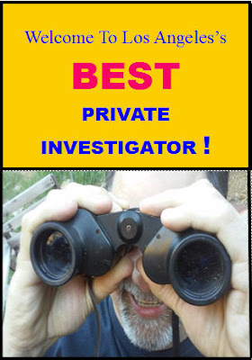 PRIVATE DETECTIVE AGENCY IN LOS ANGELES CA