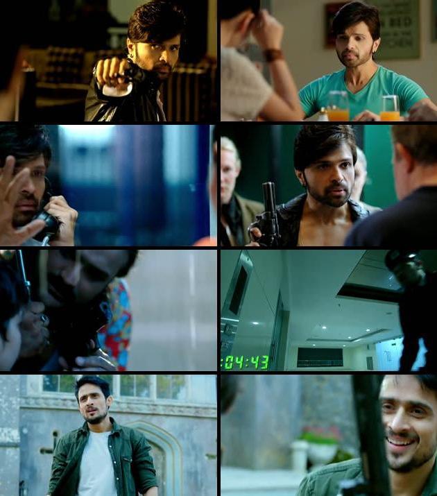 Teraa Suroor 2016 Hindi 720p DVDRip