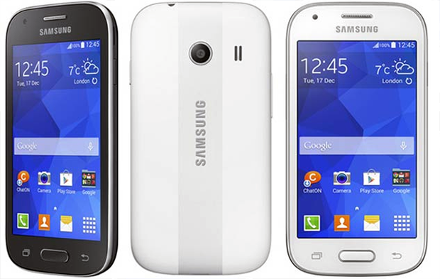 Samsung Galaxy Ace Style Gama Baja pero con Android KitKat