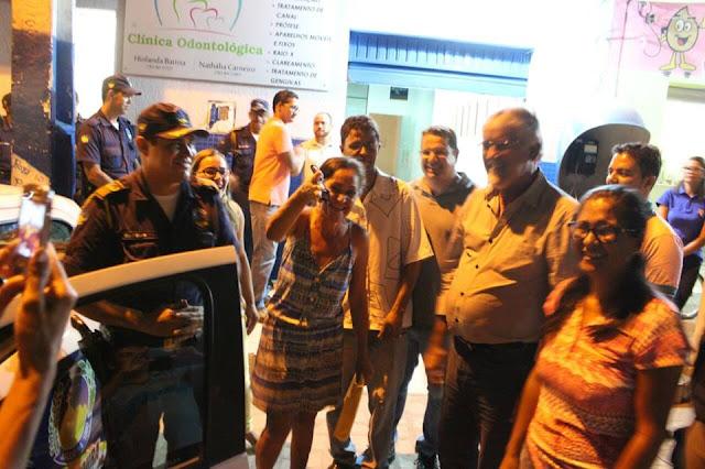 Lages do Batata e Caatinga do Moura recebem viatura da Guarda Municipal de Jacobina (BA)