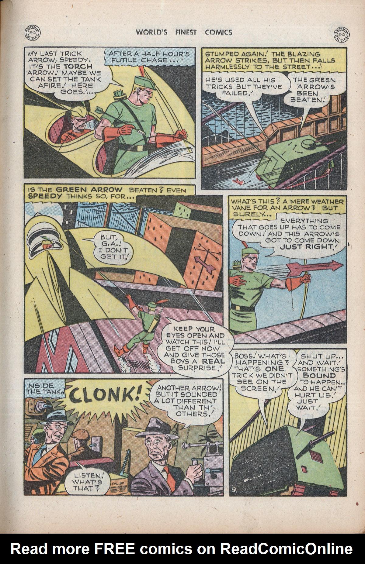 Read online World's Finest Comics comic -  Issue #32 - 25