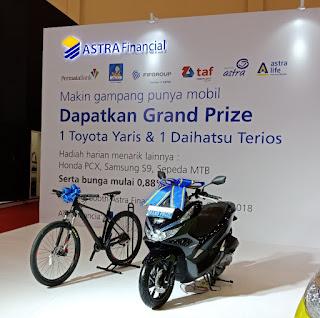 Hadiah Harian Undian GIIAS 2018