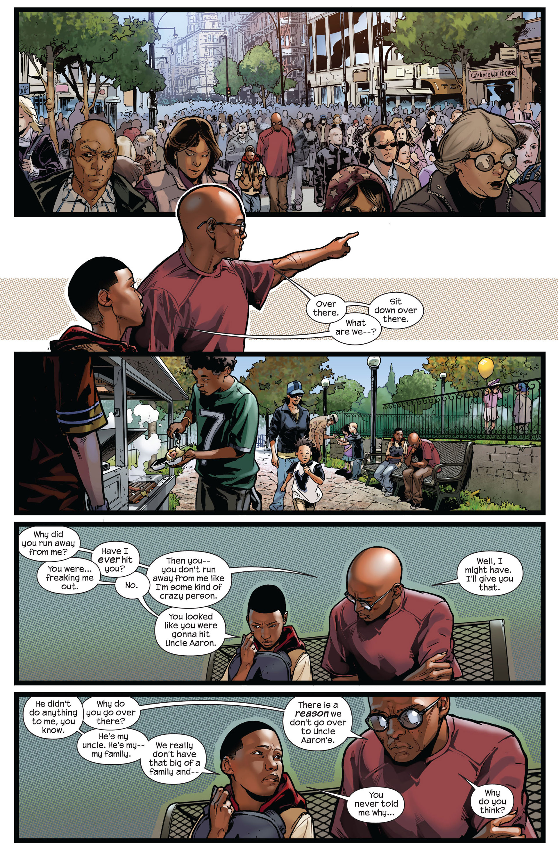 Read online Ultimate Comics Spider-Man (2011) comic -  Issue #2 - 13