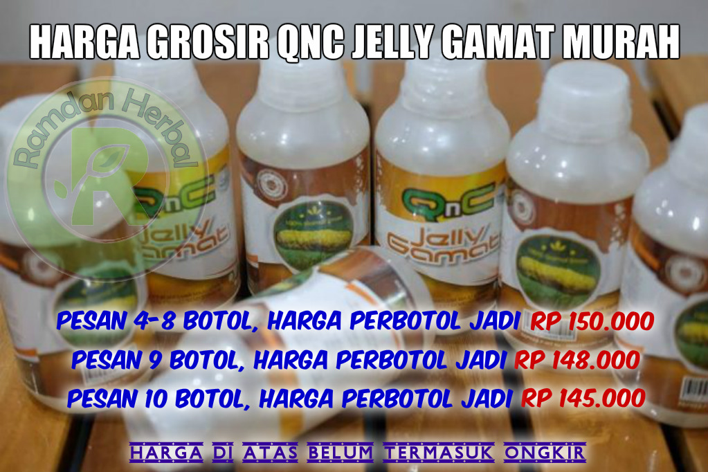 Penjual QnC Jelly Gamat di Balikpapan