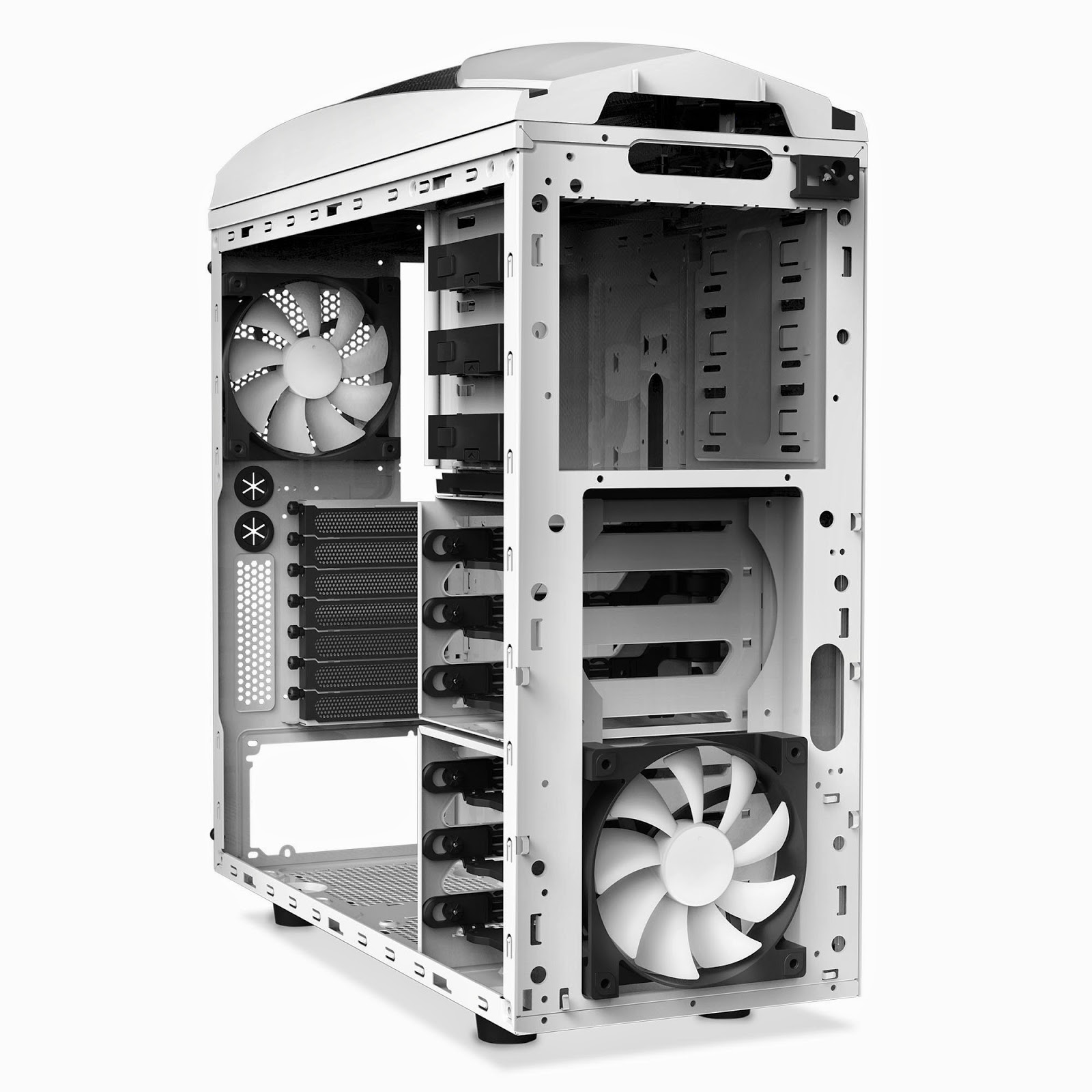NZXT Announces Release of the Phantom 240 Mid-Tower Chassis 11