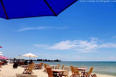 pantai bondo memang indah